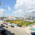 New lineups: Action on Half Street, finally, as Monument sells and Akridge seeks investors
