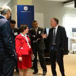 UW chancellor praises GE Healthcare partnership