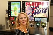 7-Eleven franchise owner, Jacqui Al-Nasser, at her Clearwater store on Court Street.