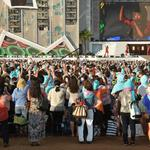 Arashi Blast concert dazzles fans at Hawaii's Ko Olina Resort: Slideshow