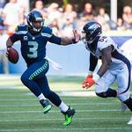 Seahawks QB launches fundraiser to benefit domestic violence hotline