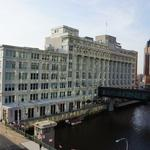 ASQ Center property in downtown Milwaukee on the market for sale
