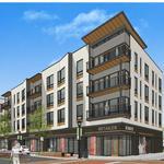 Suburban apartments embrace urban values