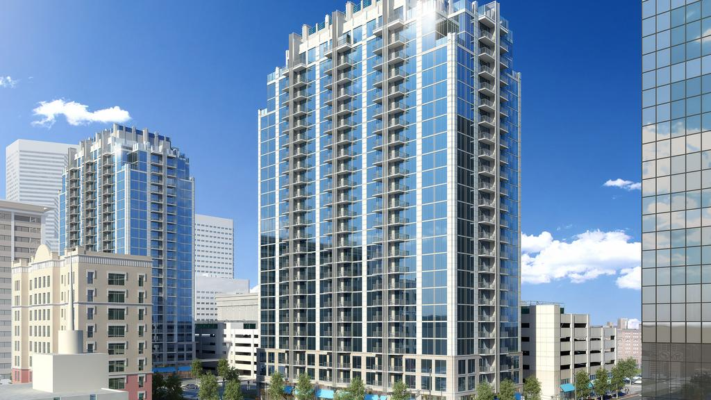 Novare Group Inc Opens Second Skyhouse Branded Luxury Apartment Tower In Downtown Houston Business Journal