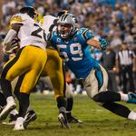 Shrinking TV audience for Carolina Panthers
