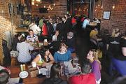 Bakersfield, at 1213 Vine St., draws a packed house for its menu of tacos, tequilas and whiskeys. It gets its name from the city of Bakersfield, Calif.