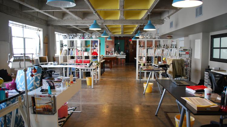 Click Through The Slideshow To See Some Of The Offices That Consider  Themselves The Coolest In