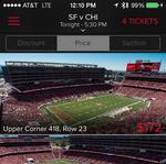 Meet the sports ticketing app that scored big-name investors