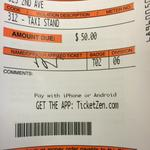 After test, Boston extends deal with parking ticket payment app TicketZen