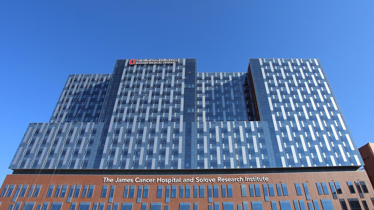 Osu Wexner Medical Spending 60m To Add 101 Beds