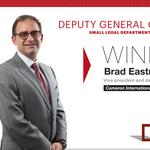 2014 Best Corporate Counsel: Deputy General Counsel Small Legal Department