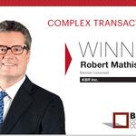 2014 Best Corporate Counsel: Complex Transactions