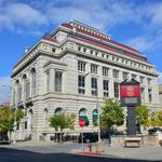 Pfeil not going to buy historic Troy Savings Bank branch