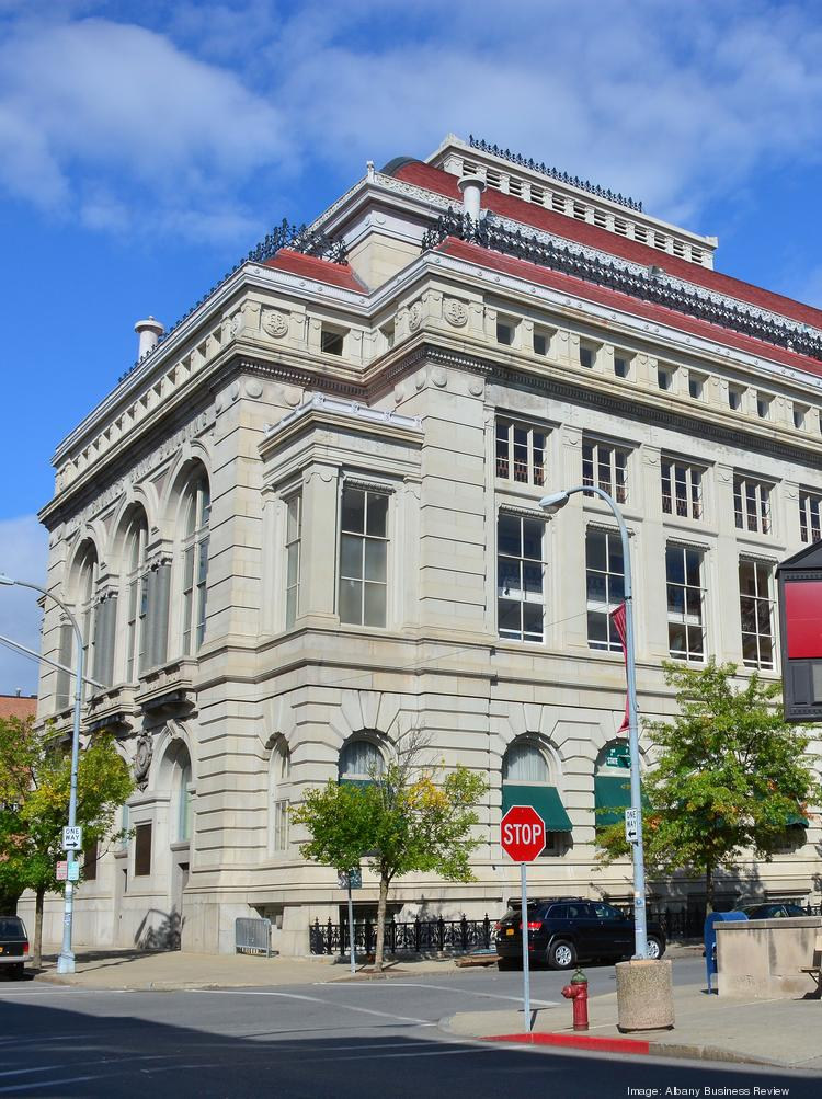 KeyBank has donated the bank space below the Troy Savings
