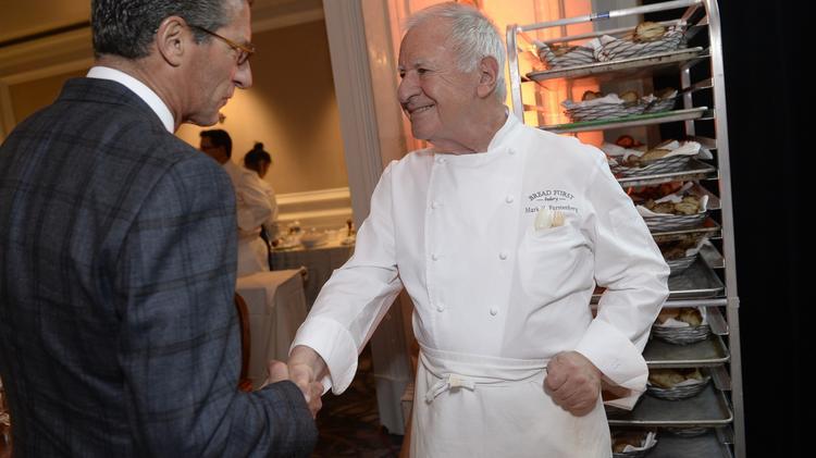 Mark Furstenberg Wins James Beard Award For Outstanding Baker
