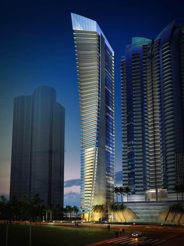 Pmg Scored A 168 Million Construction Loan For The Muse Inium In Sunny Isles Beach