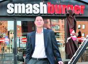 Chris Chang is CFO at Smashburger Master LLC.