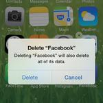 Saying goodbye to my Facebook app