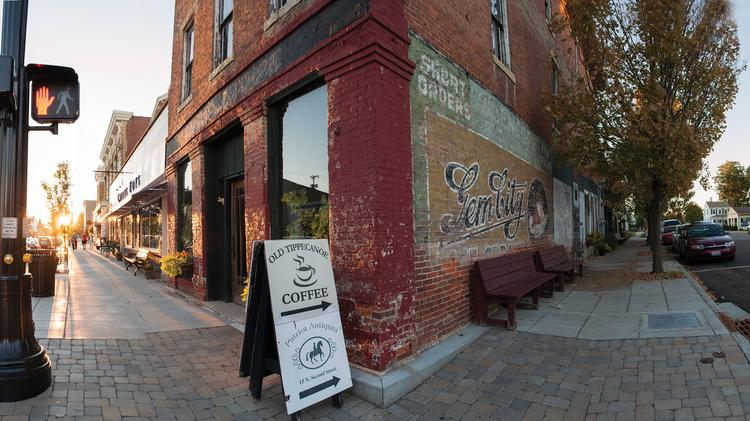 the iron dog salvage antiques to open in tipp city