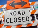 Sewer line collapse closes busy downtown streets