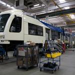 Sacramento's Siemens AG train factory snags another big order