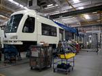 Siemens Sacramento train factory scores third order in three months
