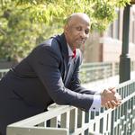Foundation exec restores missing ingredient — hope: Matthew Johnson