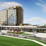 Briefcase: Hyatt breaks ground on Aurora conference center