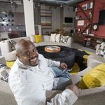 Former NFL player <strong>Chris</strong> <strong>Harrison</strong> brings five historic buildings back to life