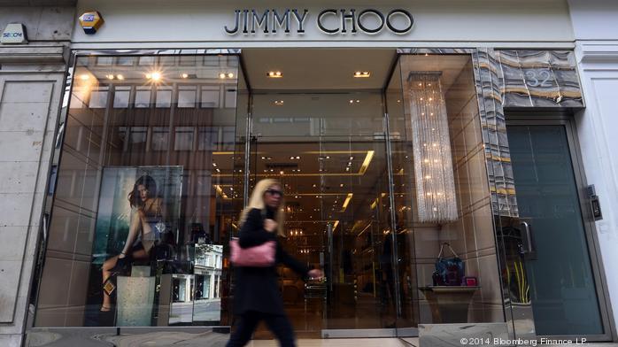 Luxury shoe retailer Jimmy Choo steps into sale process