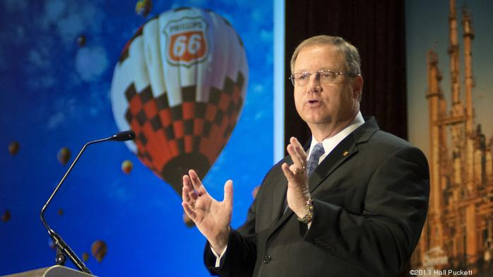 Phillips 66 sees increase in earnings in first-quarter report