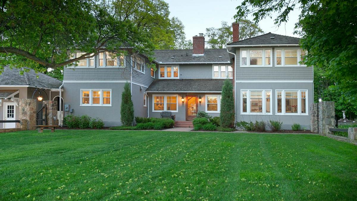 dream homes  million twin cities luxury residences photos minneapolis st paul business journal: american colonial homes brandon inge