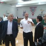 Coach Kidd, Milwaukee Bucks execs among local contributors to Hillary Clinton