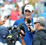 <strong>Isner</strong> wins 2015 BB&T Atlanta Open for third time