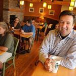 Caribou parent buys bagel-shop business Einstein Noah