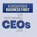 Throwback Thursdays: Top CEOs of 2012