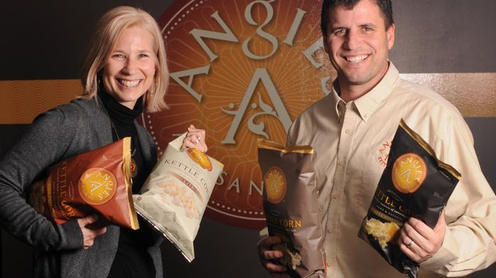 Angie's Artisan Treats, makers of Angie's Boomchickapop, acquired by Conagra Brands