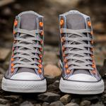 Shoe-loving Portland entrepreneur looks to fund his 'Chucks' customization methods
