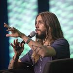 <strong>Jared</strong> <strong>Leto</strong> on why investing in Spotify isn't screwing over bands like his