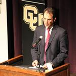 CU Law School Dean <strong>Weiser</strong> stepping down