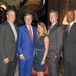 Out and About: Gregory Barnhill Memorial Campaign kickoff