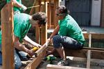 Corporate Citizenship: Construction industry wields tools for good