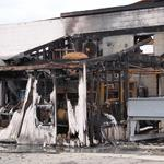 Burton Metal still recovering from fire at shop a year ago