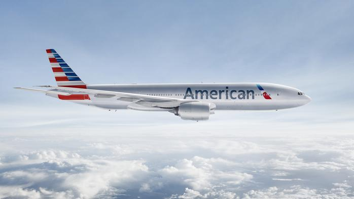 American Airlines' rosy outlook lifts sector