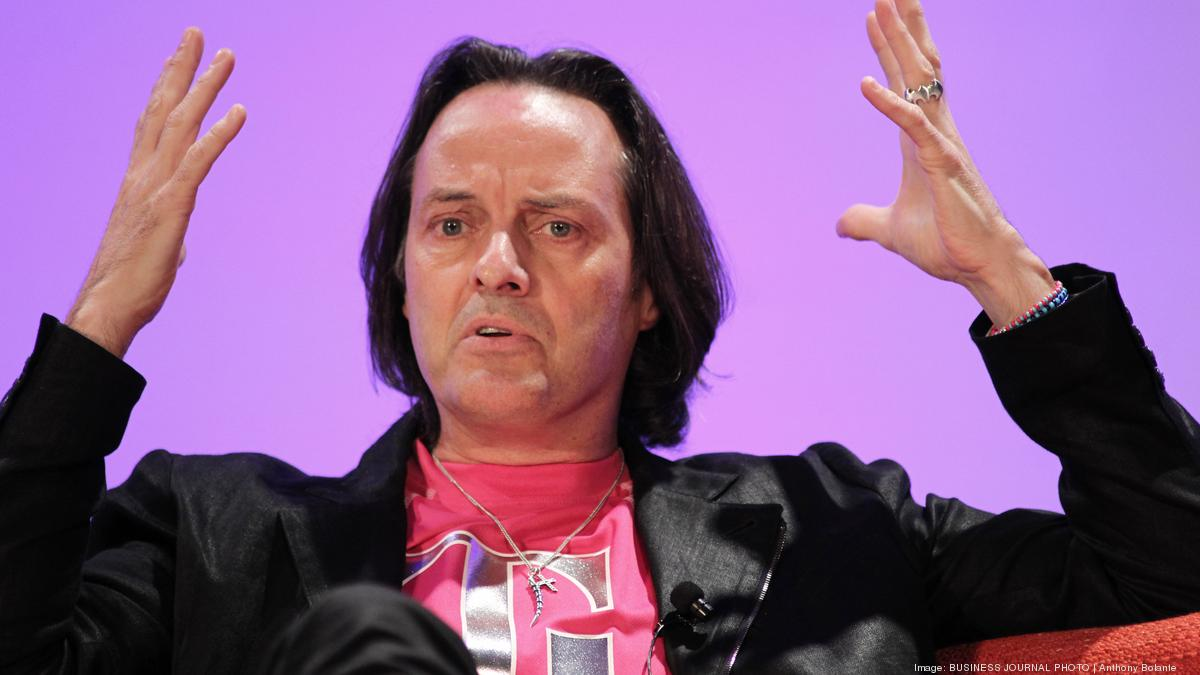 T Mobile Ceo John Legere Said He D Rather Live In Kansas City Than