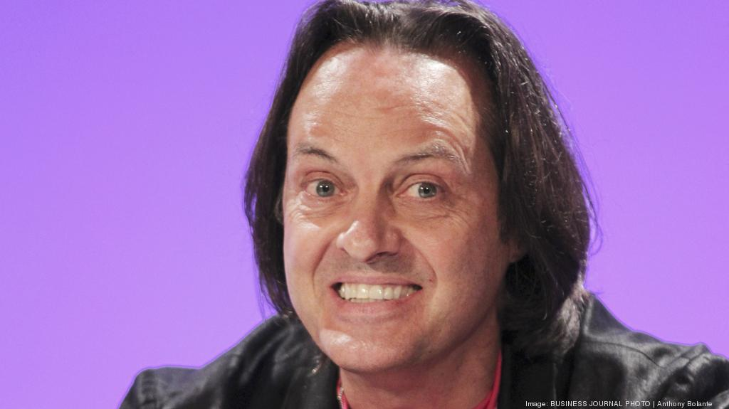 Former T Mobile Ceo John Legere S Payout For Closing The Sprint