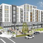 Rare new apartment project begins construction on Mercer Island