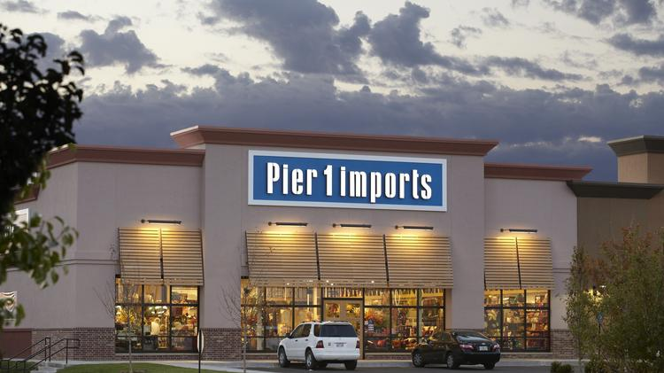 Pier 1 s third quarter earnings far exceeded analysts  expectations. Pier 1 names interim CEO over investor concerns   Dallas Business