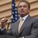 Arnold Schwarzenegger's getting a five-figure payout for UH commencement speech