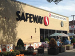 Safeway's Eastern division has its third new chief in three years